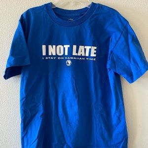 Other - T&C Blue Tee